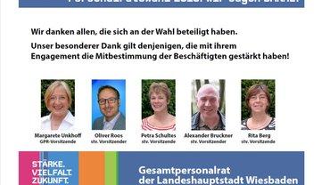 Personalratswahlen Landeshauptstadt Wiesbaden