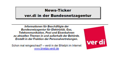 BNetzA News-Ticker
