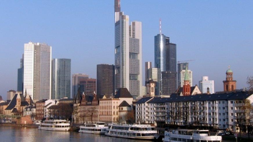 Commerzbank-Hochhaus und Maintower
