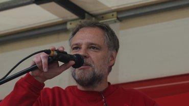 Bernd Meffert, Bezirksvorsitzender Wiesbaden