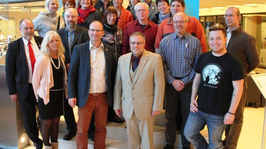 Bezirkskonferenz Wiesbaden