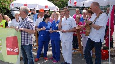 Tag der Pflegenden HSK am 25. Mai 2015