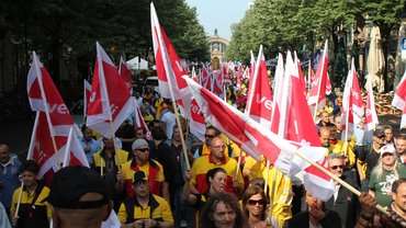 Poststreik SPD