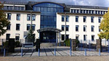 Haupteingang Bundesnetzagentur Mainz
