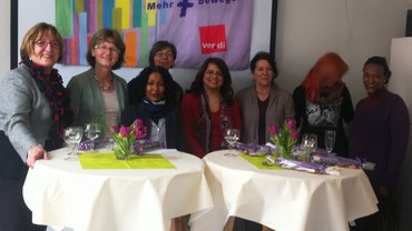 Internationalen Frauentag