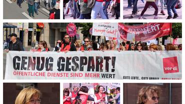 Demo SuE in Wiesbaden