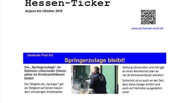 Hessen Ticker