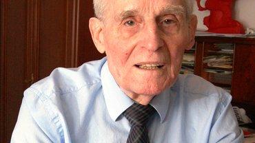Rudolf Bräuker wird 90