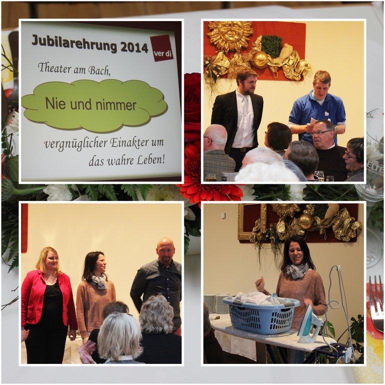 Jubilarehrung Limburg