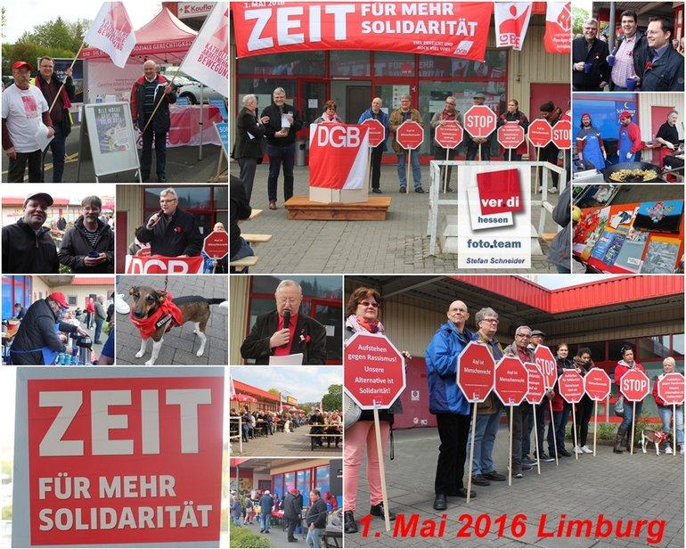 1. Mai 2016 Wiesbaden