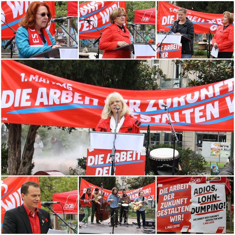 1. Mai 2015 Wiesbaden