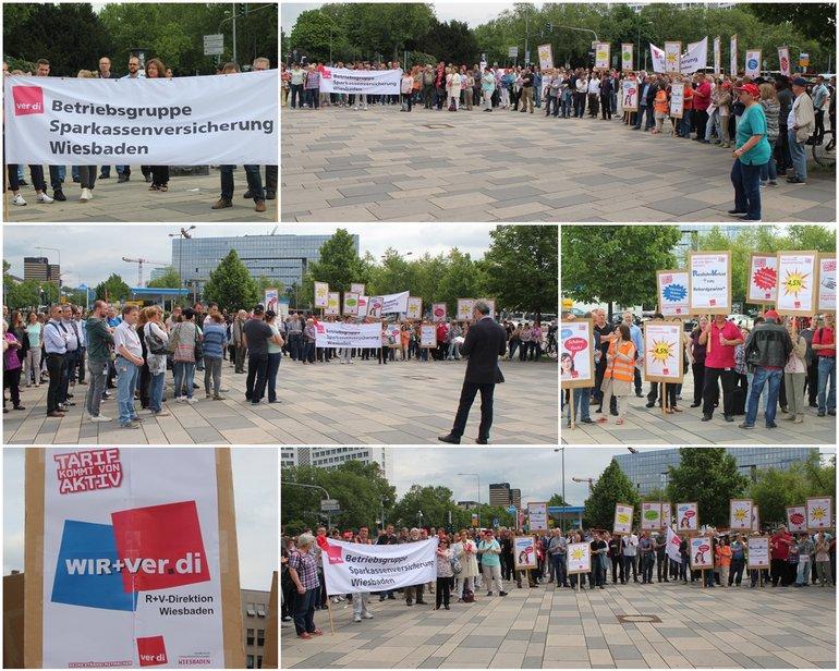 2017-05-24 Streik Versicherungen Wiesbaden 4