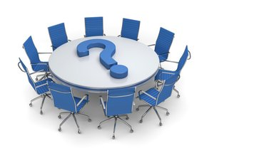 Verhandlungsrunde mit offenem Ausgang