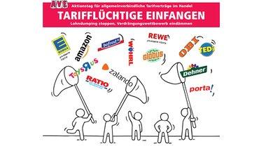 Beteiligt euch am zentralen AVE-Aktionstag in Düsseldorf am 09.09.2017!