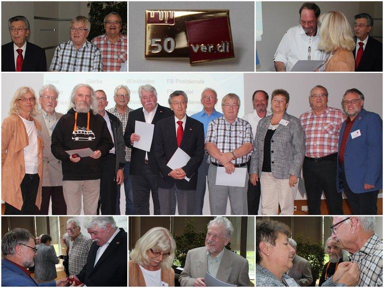 Jubilarehrung 2017 Wbn, 50 Jahre