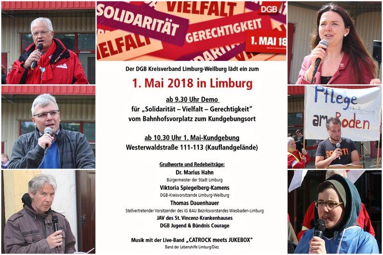 1. Mai 2018 Limburg