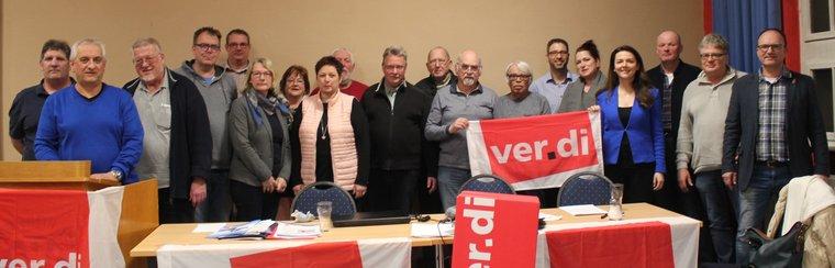 Vorstand OV Limburg Weilburg
