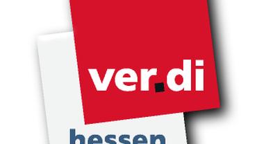 Logo ver.di Hessen