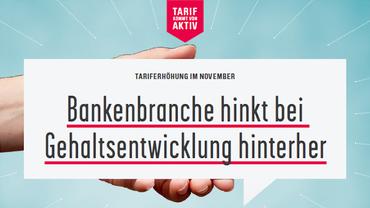 Tarifinfo Private + oeffentl. Banken Oktober 2018