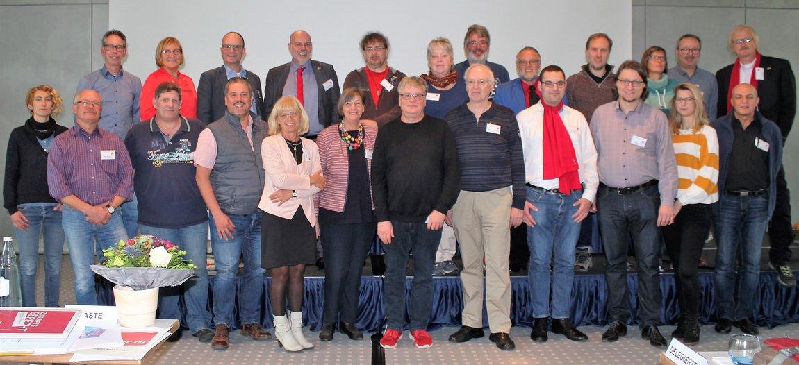 Bezirksvorstand Wiesbaden 2018-2022