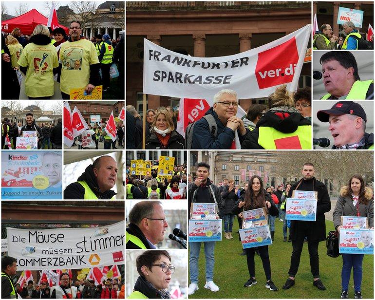 2019-04-5 Streik Banken in Wiesbaden