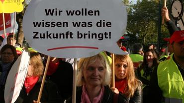Ver.di  Proteste