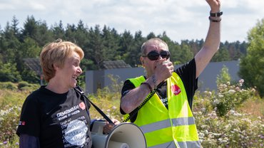 Streiks zum Prime-Day bei Amazon in Bad Hersfeld (17.07.2019)