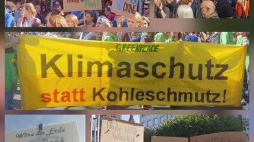 """Alle fürs Klima"""" in Mainz"""